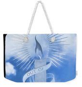Out Of Darkness - Impressions Weekender Tote Bag