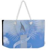 Out Of Darkness Weekender Tote Bag