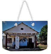 Out Of Service New Mexico Gas Station Weekender Tote Bag