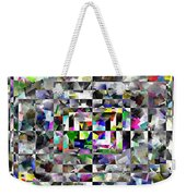 Out Of The Box Weekender Tote Bag