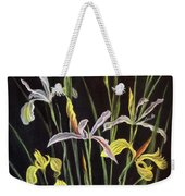 Out Of The Darkness Weekender Tote Bag