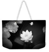 Out Of The Depths Bw Weekender Tote Bag