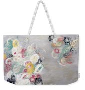 Out Of The Gray Weekender Tote Bag