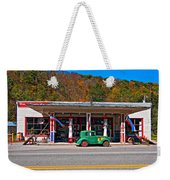 Out Of The Past Weekender Tote Bag