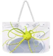 Out Of The Petri Dish... Weekender Tote Bag