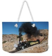 Out Of The Tunnel Weekender Tote Bag