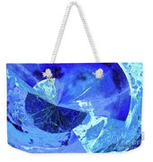 Out Of This World Abstract Weekender Tote Bag