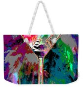 Out Of This World Martini Weekender Tote Bag