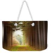 Out Of Woods Weekender Tote Bag by Svetlana Sewell