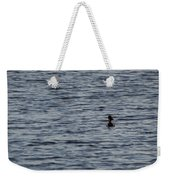 Out On A Cruise Weekender Tote Bag
