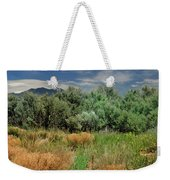 Out On The Mesa 1 Weekender Tote Bag