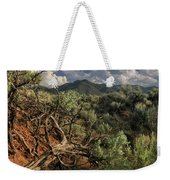 Out On The Mesa 2 Weekender Tote Bag
