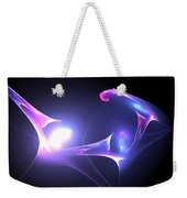 Out There Weekender Tote Bag