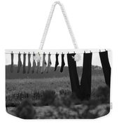 Out To Dry Weekender Tote Bag