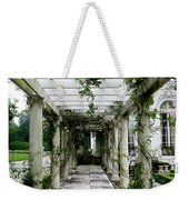 Out To The Garden Weekender Tote Bag