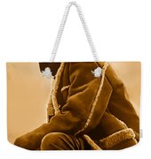 Out West Weekender Tote Bag by Corey Ford