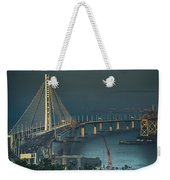 Out With The Old Weekender Tote Bag