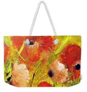 Out With The Sun Weekender Tote Bag