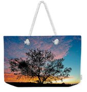Outback Sunset Pano Weekender Tote Bag