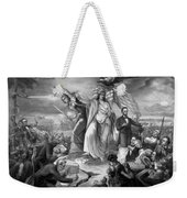 Outbreak Of Rebellion In The United States 1861 Weekender Tote Bag