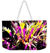 Outburst Weekender Tote Bag by Eikoni Images