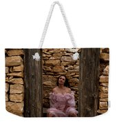 Outdoor Outhouse Weekender Tote Bag