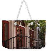 Outdoor Restaurant Weekender Tote Bag