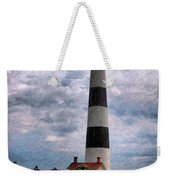 Outer Banks Beach Lighhouse  Weekender Tote Bag