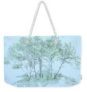 Outer Banks Weekender Tote Bag by Leah  Tomaino