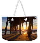 Outer Banks Sunrise Weekender Tote Bag
