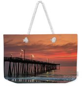 Outer Banks Sunrise Weekender Tote Bag