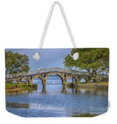 Outer Banks Whalehead Club Bridge  Weekender Tote Bag