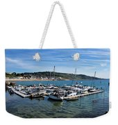 Outer Harbour - Lyme Regis Weekender Tote Bag