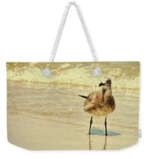 Outerbanks Gull Weekender Tote Bag