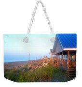 Outerbanks Sunrise At The Beach Weekender Tote Bag