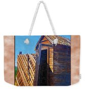 Outhouse 2 Weekender Tote Bag