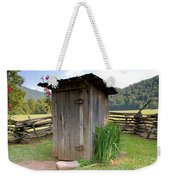 Outhouse Weekender Tote Bag