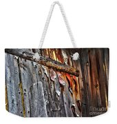 Outhouse Holzworth Historic Site Weekender Tote Bag