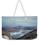 Outlands Weekender Tote Bag