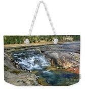 Outlet Firehole Lake Weekender Tote Bag