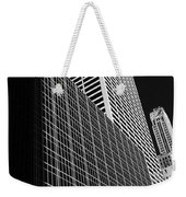 Outlines New York City Weekender Tote Bag