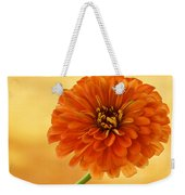 Outrageous Orange Weekender Tote Bag