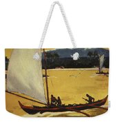 Outrigger Off Shore Weekender Tote Bag
