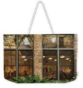 Outside Inside Weekender Tote Bag