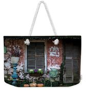 Outside Of Town Weekender Tote Bag