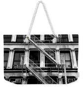 Outside Stairs Weekender Tote Bag