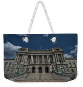 Outside The Library Of Congress Weekender Tote Bag