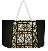 Outside The Walls Weekender Tote Bag
