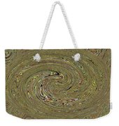 Oval Abstract Panel 6150-5 Weekender Tote Bag