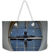 Oval Window Of Wittenberg Weekender Tote Bag